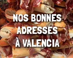 Bonnes adresses à Valence