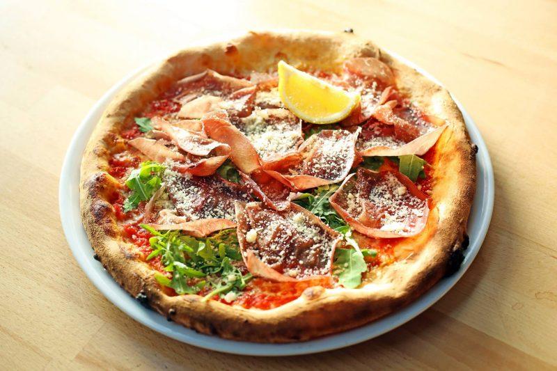 La meilleure pizza de Lyon
