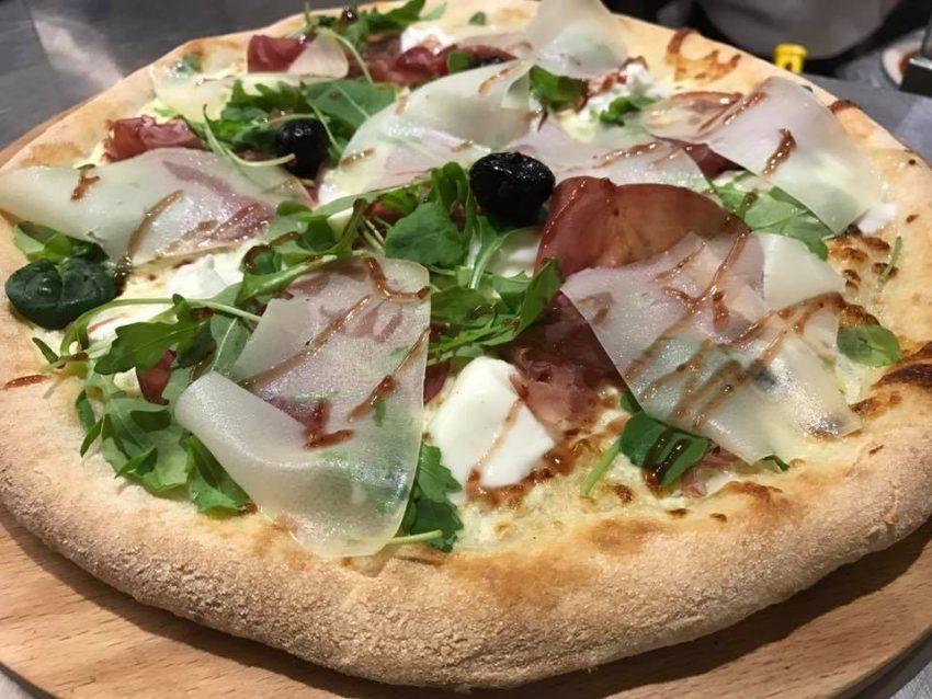 Mamamia super bonne pizza à Lyon