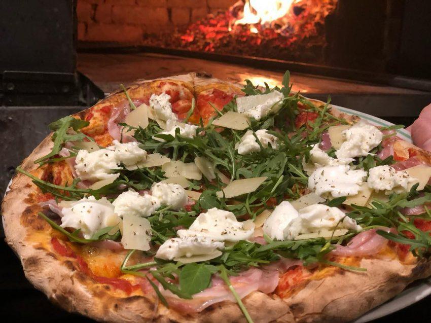 Scala Siciliana et ses bonnes pizzas