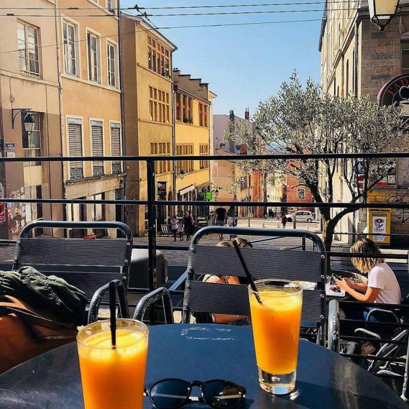 Brunch café J'adore à Lyon