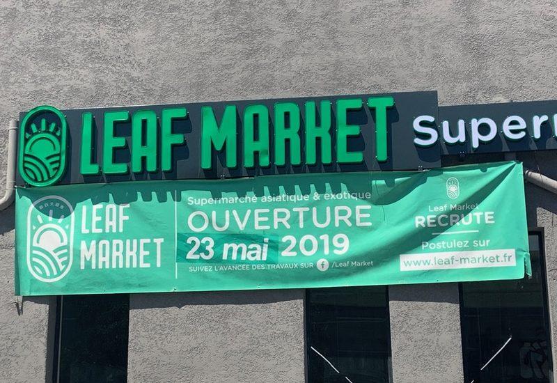 Leaf Market Lyon