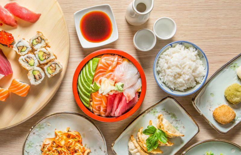 meilleurs sushis de Lyon