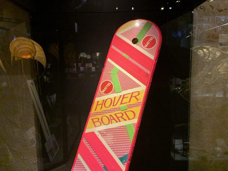 Hoverboard - Musée du cinéma Lyon