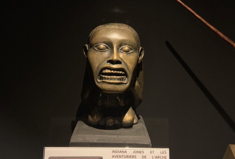 Idole de la fertilité - Musée du Cinéma Lyon