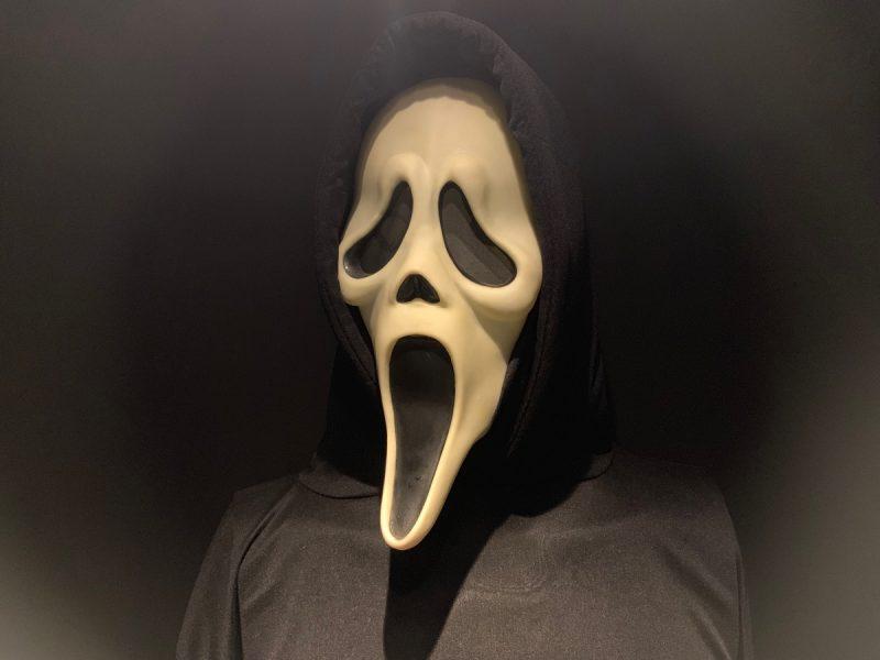 Masque Scream Musée du Cinéma