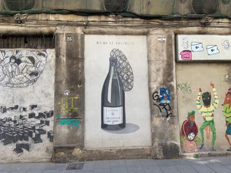 Graff bouteille