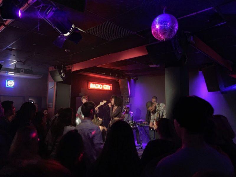 Concert à Radio City