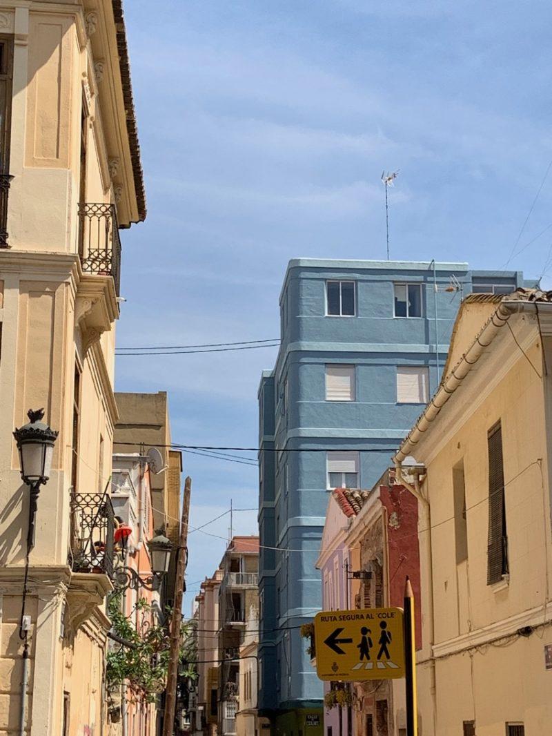 Immeuble à Cabanal