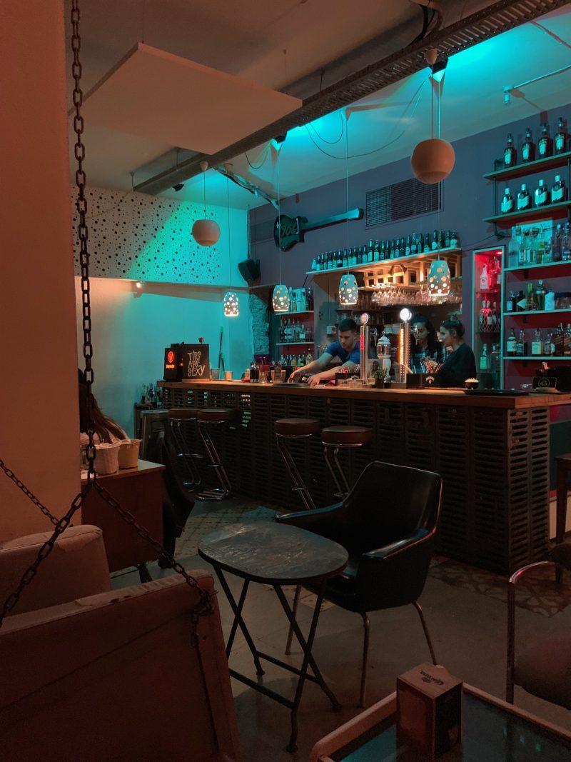 Café Berlin Valencia