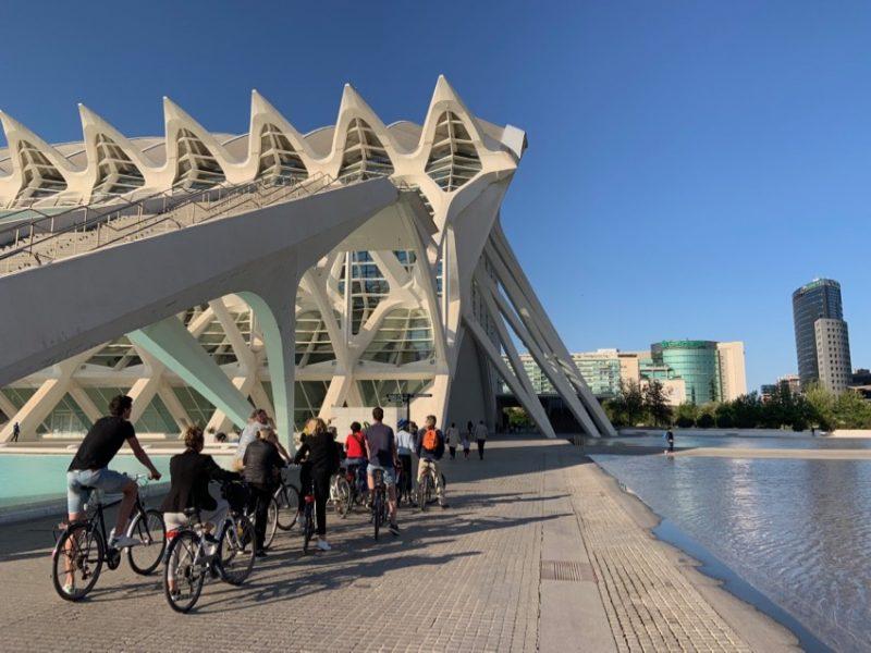 Valence à vélo