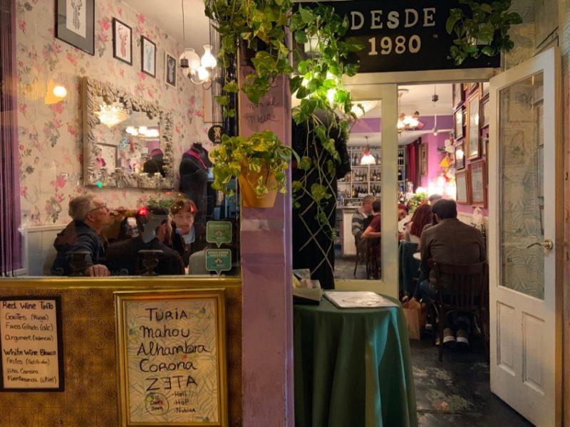 Bar à Valence
