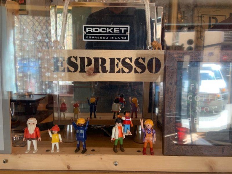 bon café à Valence