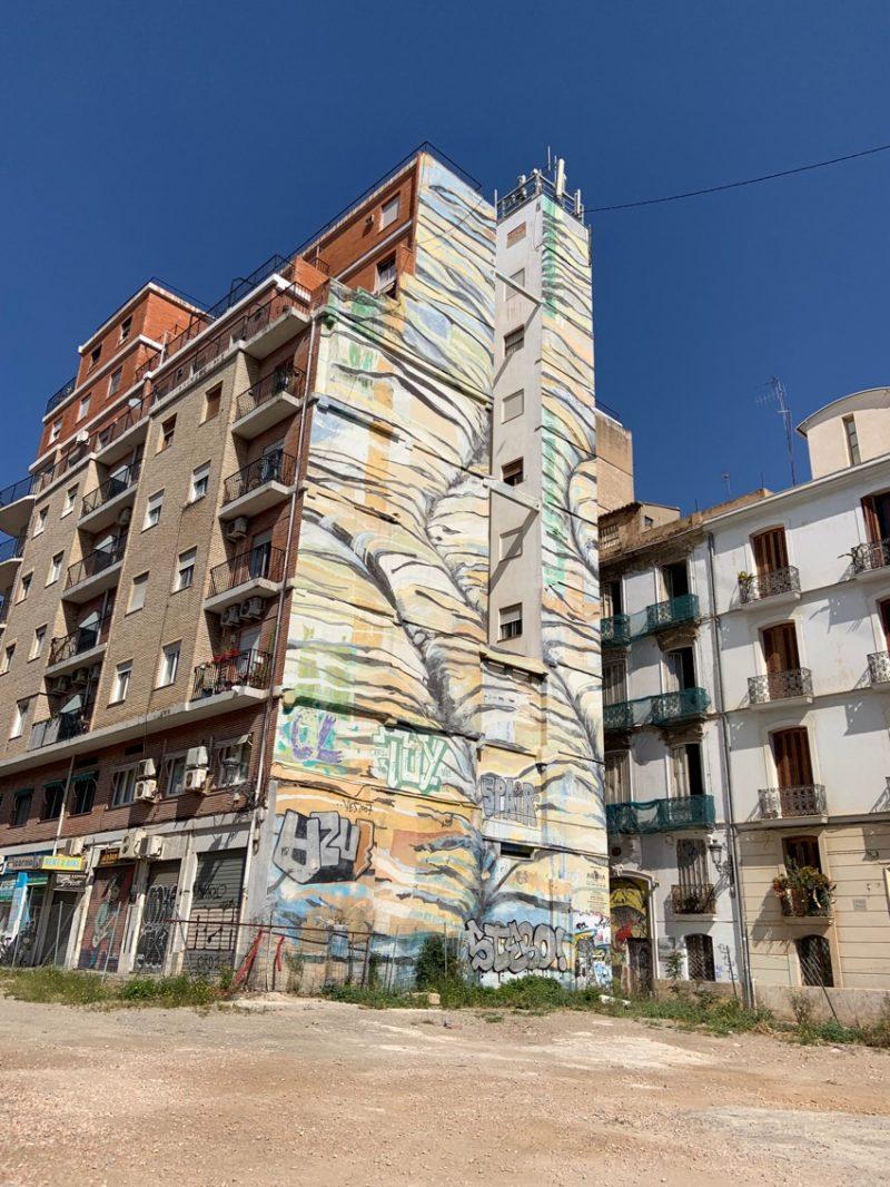 Mur peint valence