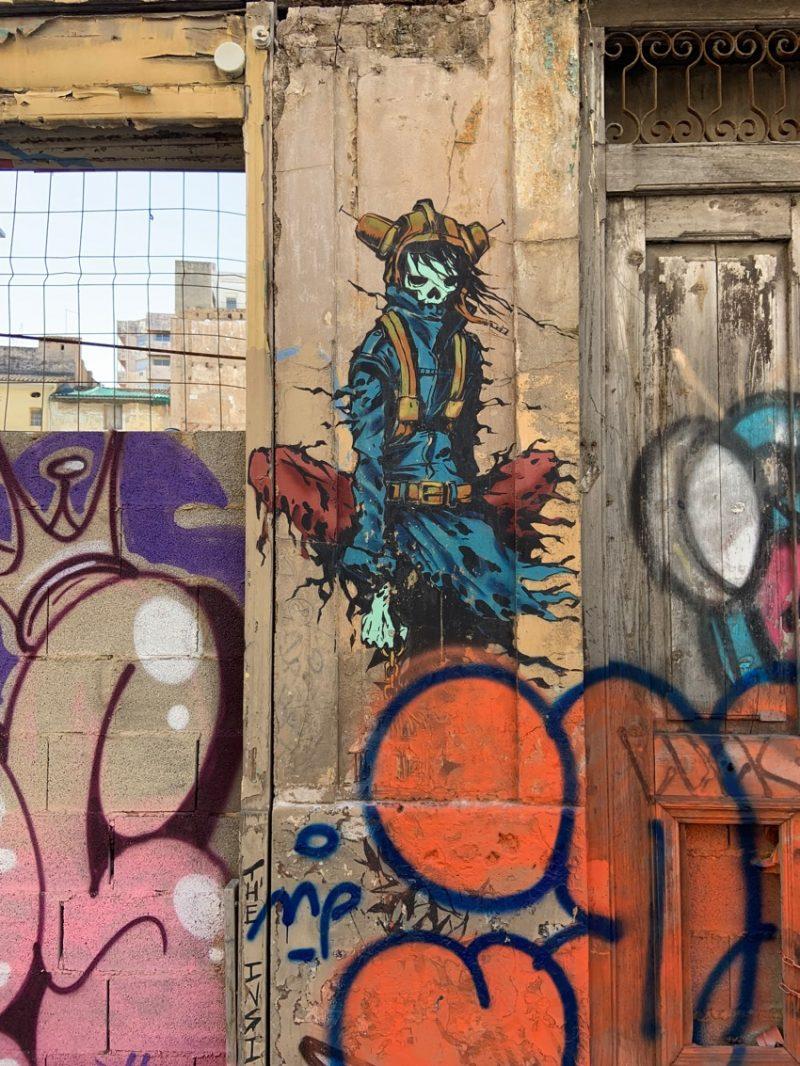 Street Artistes de Valence