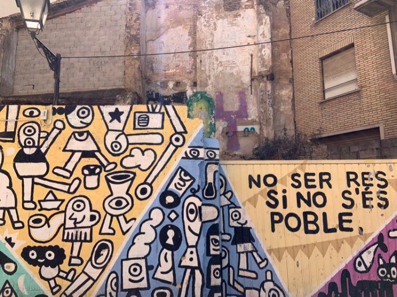 murs street art