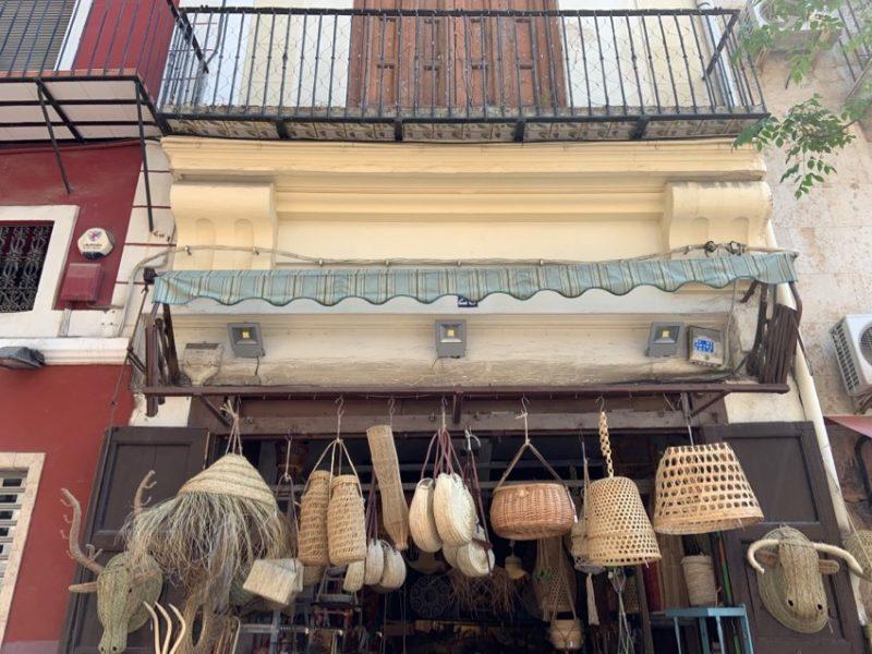 boutique à Valence