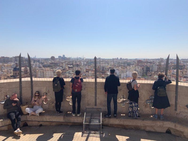 Vue depuis la Tour du Micalet