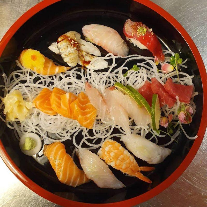 Wasabi Sushis