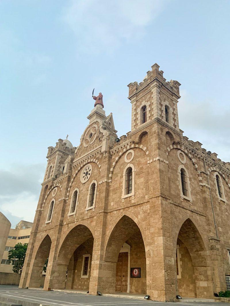 Eglise de batroun