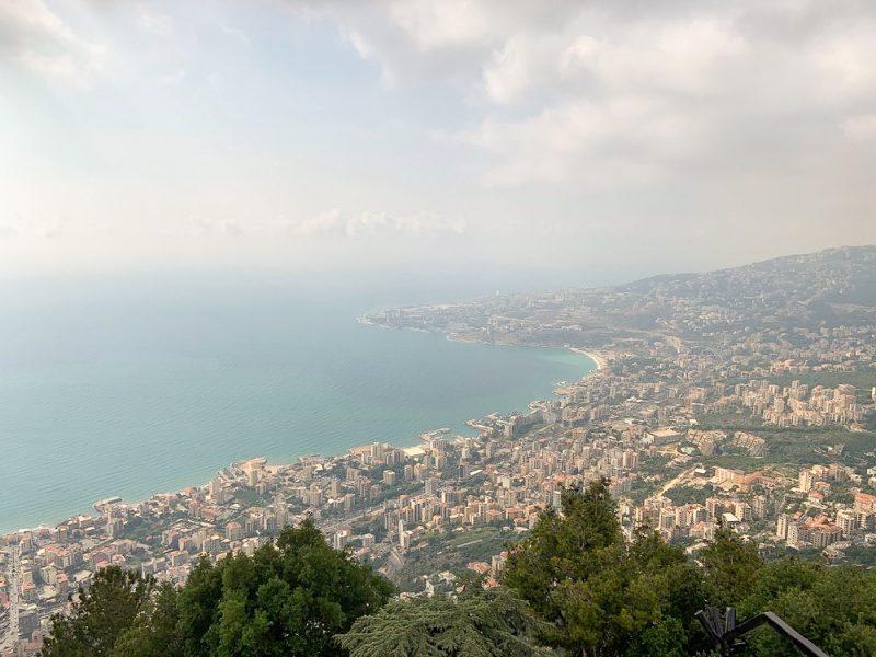 Jounieh au Liban