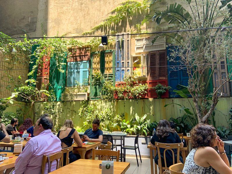 REstaurant Harma à Beyrouth