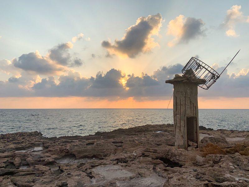 Coucher de soleil au Liban