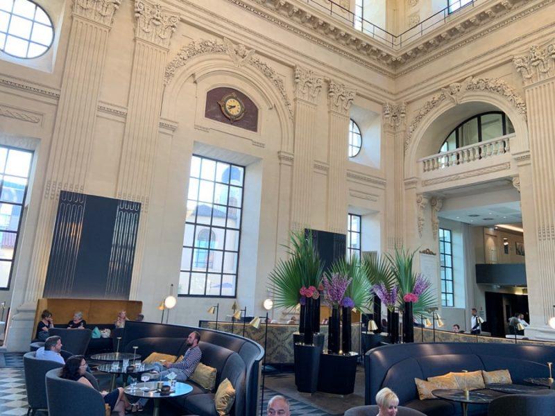 Intérieur Hotel Dieu Lyon