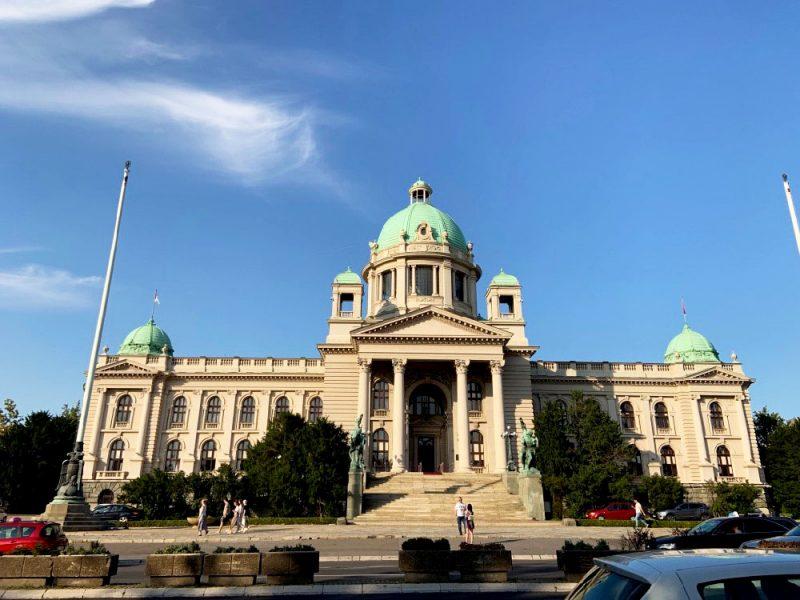Parlement de Belgrade