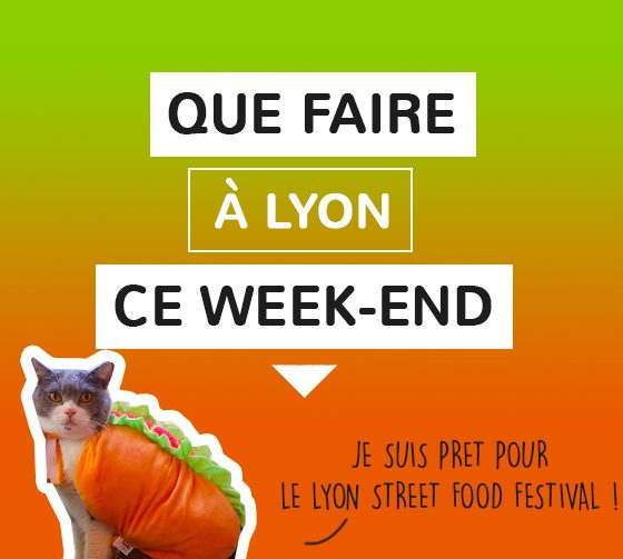 Agenda Week-end Lyon