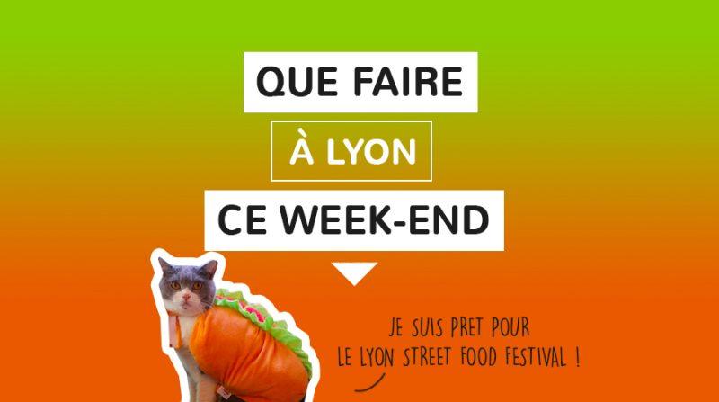 Agenda Week-end Lyon
