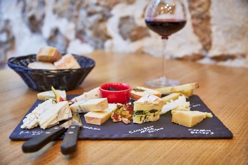 Bar à fromage à Lyon