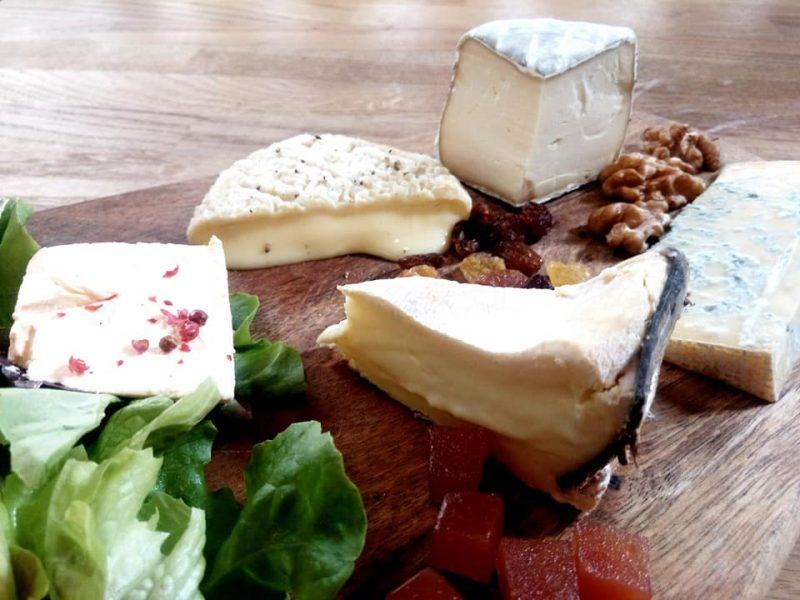 Plateau de fromage à l'Amour de Nuit