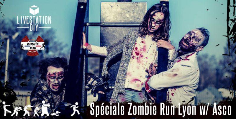 Zombie Run Lyon