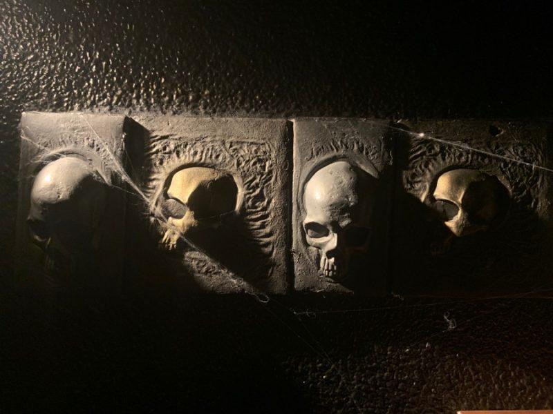 Têtes de Morts au Skull