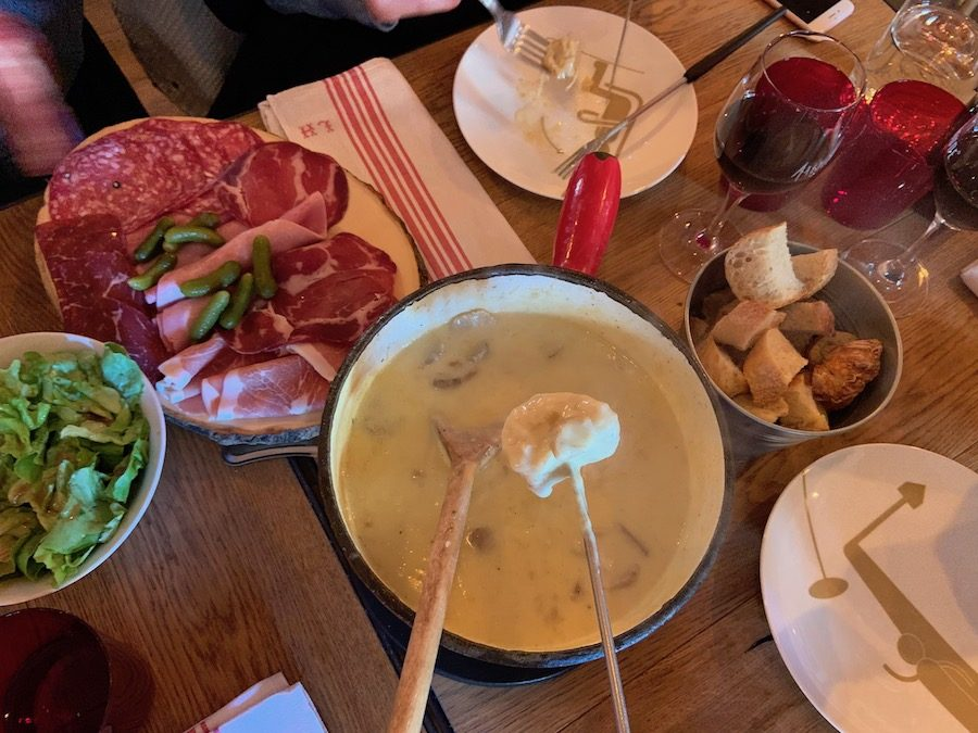 Meilleur restaurant Savoyard Lyon