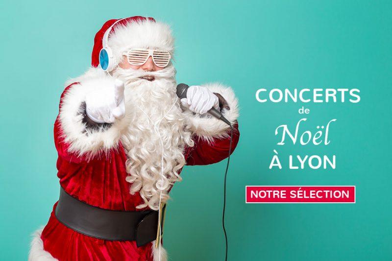 concerts de Noel Lyon 2019