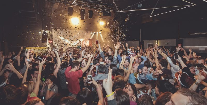 Soirée du Nouvel An à Lyon 2020