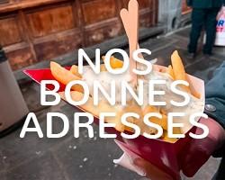 Bonnes adresses à Bruxelles