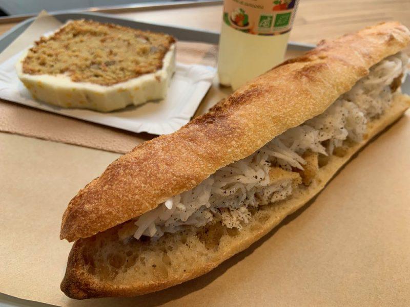 Philou Sandwich repas