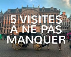 Visites incontournables à Bruxelles