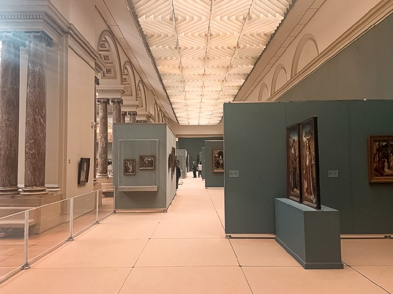 Musée des Beaux Arts à Bruxelles