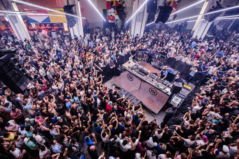 Programmation Nuits Sonores 2020