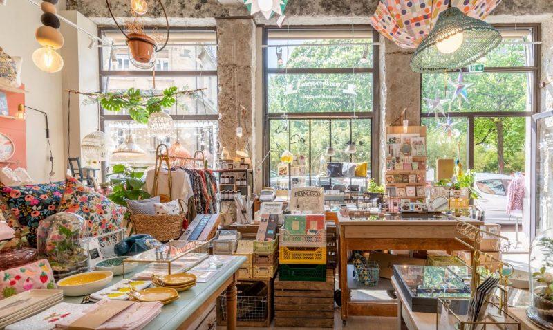 boutiques et concepts stores à Lyon