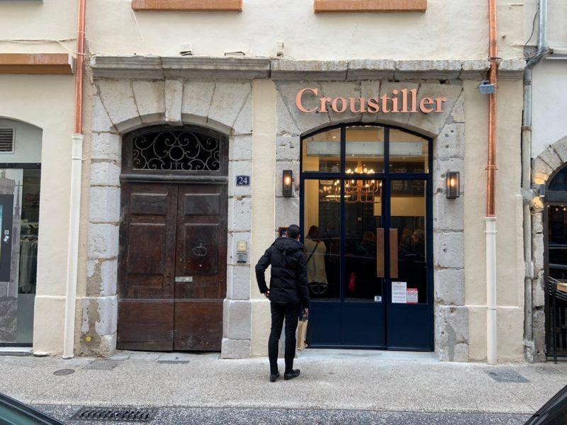 Croustiller : la meilleure friterie de Lyon