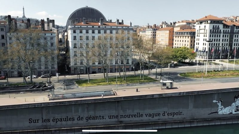 Terreaux Confinement Lyon