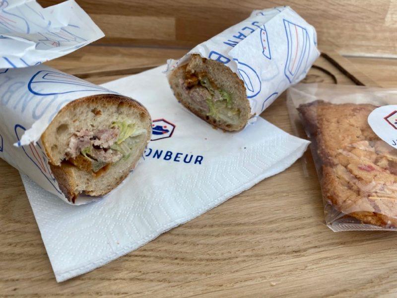 Sandwich Jean Bonbeur Part Dieu