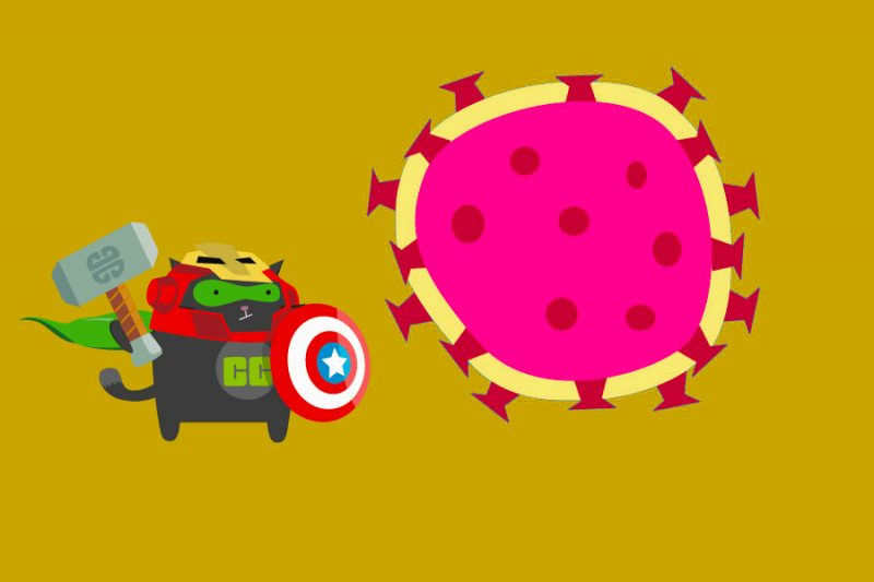 CityCrunch contre le Coronavirus