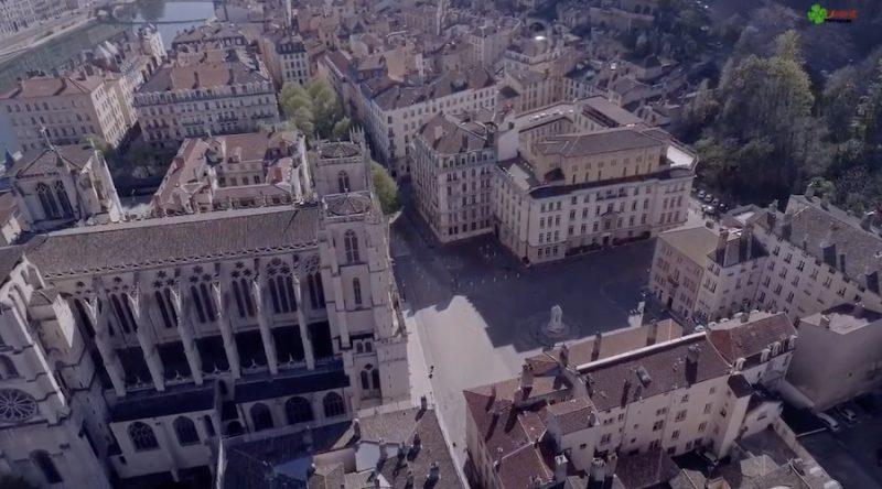 Le Vieux Lyon pendant le confinement