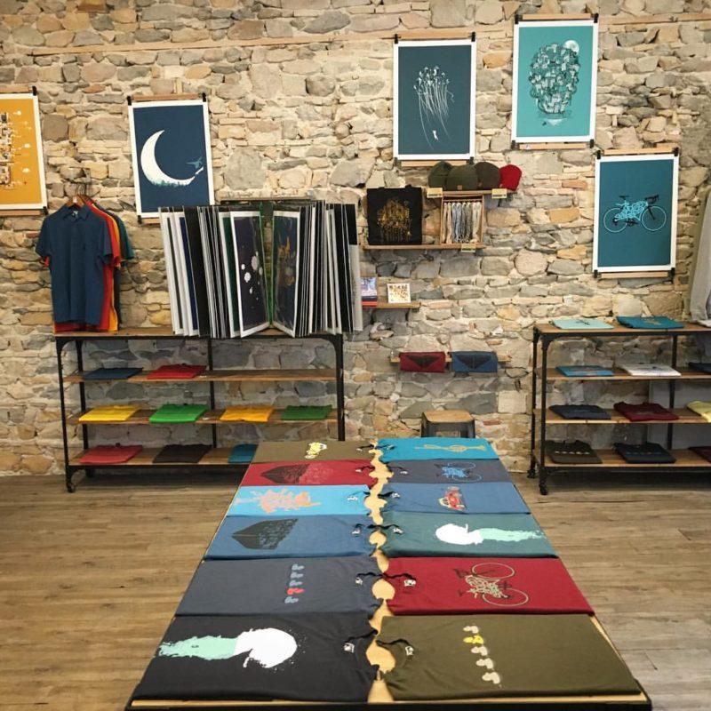 boutique Laspid Lyon